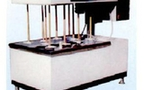 旋轉掛片腐蝕試驗儀 型號:KHURCC-I