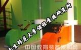 青少年宮科普展品,科技館展品,科技互動展品-腳踏發電機-3型