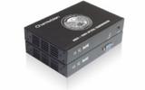 創威視EVO-1V,單模單纖VGA音視頻光端機,VGA光纖傳輸器帶音頻