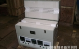 双温区管式电阻炉