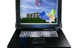 寶創源超薄高端移動軍工便攜機PWS-BC5110、軍工便攜計算機