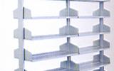 YGXD-SJ-D型单柱双面书架