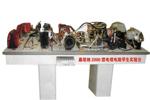 HTJX-D1-2桑塔納2000綜合性全車電器實驗臺