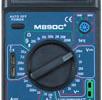 M890C+數字式萬用表 帶溫度測量