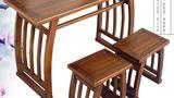 書法桌國學桌椅實木國學課桌