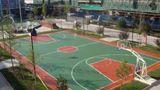 承建篮球场,建造网球场,铺设塑胶跑道