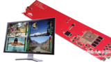 MC-DMON-QUAD 4画面分割器  openGear板卡
