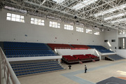 郑州旅游职业学院新校区体训楼场馆器材配备