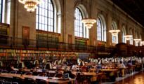 凌晨的哈佛图书馆 智慧学习从每一节课开始