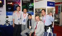 明美光电参加2013北京科仪展