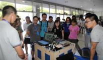 西安交大体感机器人获全国虚拟仪器特等奖