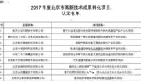 中教启星数字星球系统被认定为北京市高新技术成果转化项目