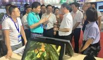 内蒙古自治区教育厅领导莅临中教启星展位参观