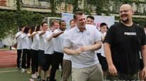 正青春无极限!广州市为明学校国际部举办新学期师生拓展活动