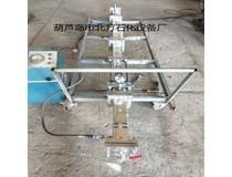 方管式激波管 气体驱动压力 方管波管内壁抛光 测试段