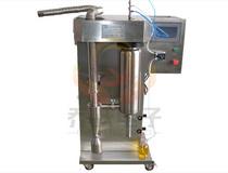 成都乔跃小型喷雾干燥机全不锈钢双重控制模式