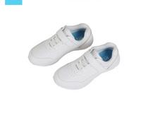 HTS康任中小學生校園鞋白色運動鞋HTS001-3防滑輕盈