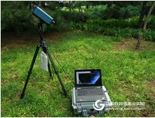 山东农业大学利用SOC710监测小麦长势