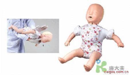 高级婴儿梗塞模型及CPR模型