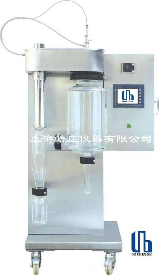 小型喷雾干燥机的两大组成系统对比