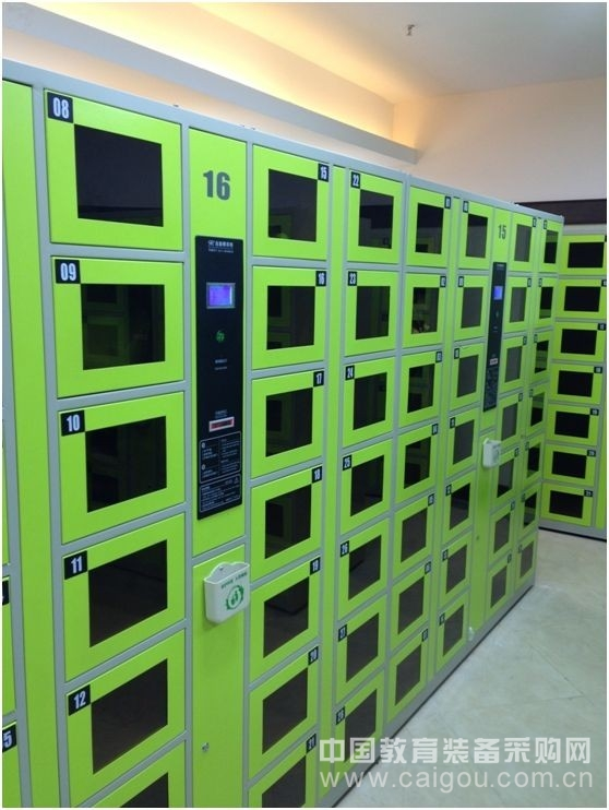 图书馆电子存包柜,图书馆联网寄存柜