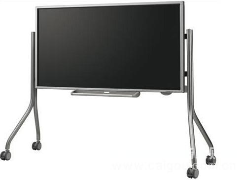 70寸触摸显示器触摸电子白板触摸查询一体机