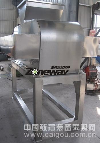 QPZJ-650型番石榴剥皮榨汁机 打浆机