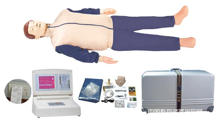 心肺复苏急救模拟人 上海秉恪科教设备有限公司
