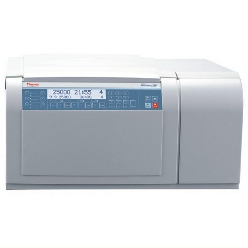 热电Thermo贺利氏Multifuge X1 X1R高速冷冻离心机,最高转速:15200rpm,最大容量:4x400ml