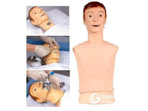 鼻飼與氣管插管操作模型,鼻飼吸痰護理模型