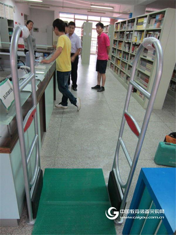 圖書經濟型防盜設備
