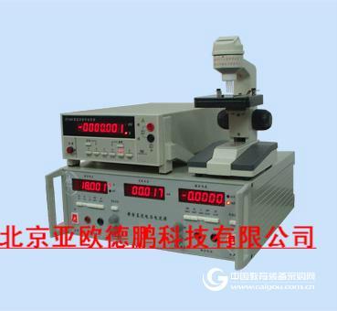 四探針金屬/半導體電阻率測量儀   型號:DP-SB100A/20A