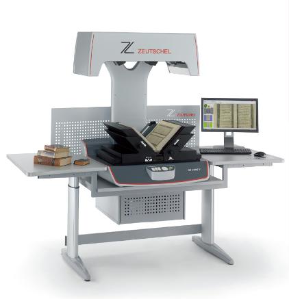 古籍扫描仪古籍数字化原生性保护专业设备