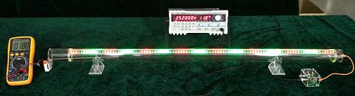 SWV-2聲控發光駐波演示儀 物理演示儀器 科普展品