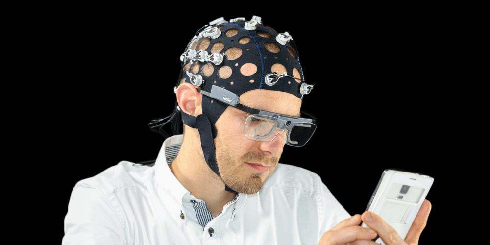 可穿戴眼動追蹤系統