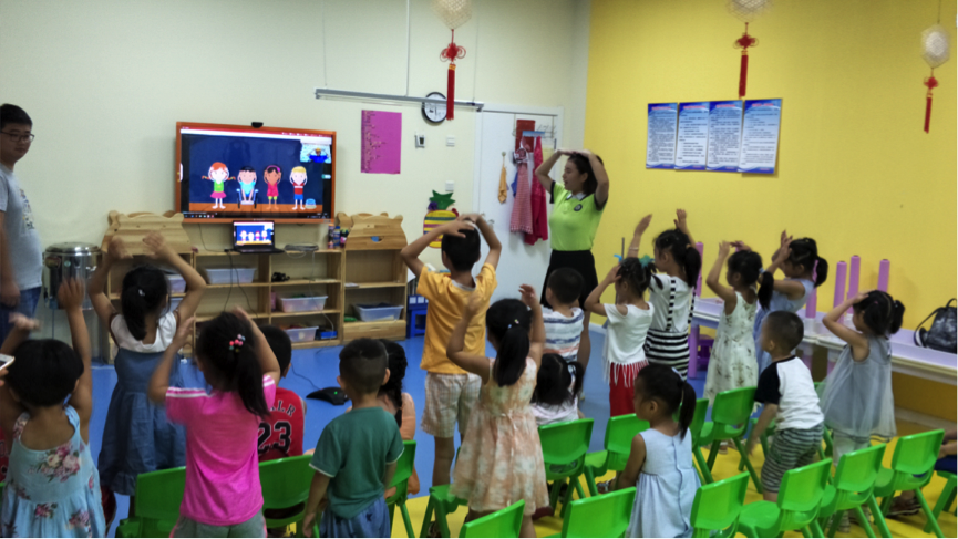 精准课堂幼儿园进军三四线城市,双师课堂正在火热崛起