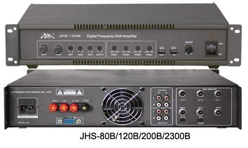 JHS-80B/120B/200B/2300B教學專用功放器
