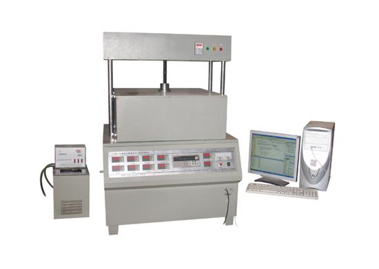 DRH600导热系数测试仪-湘潭湘科仪器(护热平板法)