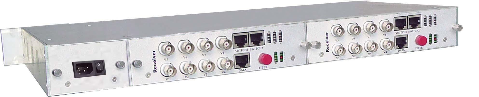 16路視頻光端機