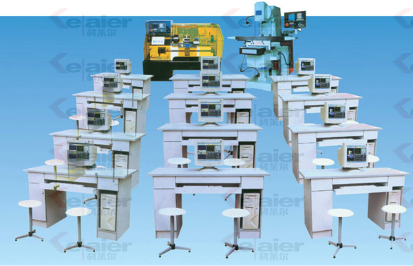 KLR-XKI機電一體化數控編程實驗室(教學型)