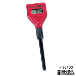 哈纳仪器专卖/笔式酸度测定仪