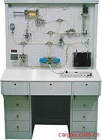 透明液壓演示系統(PLC、負載支架)