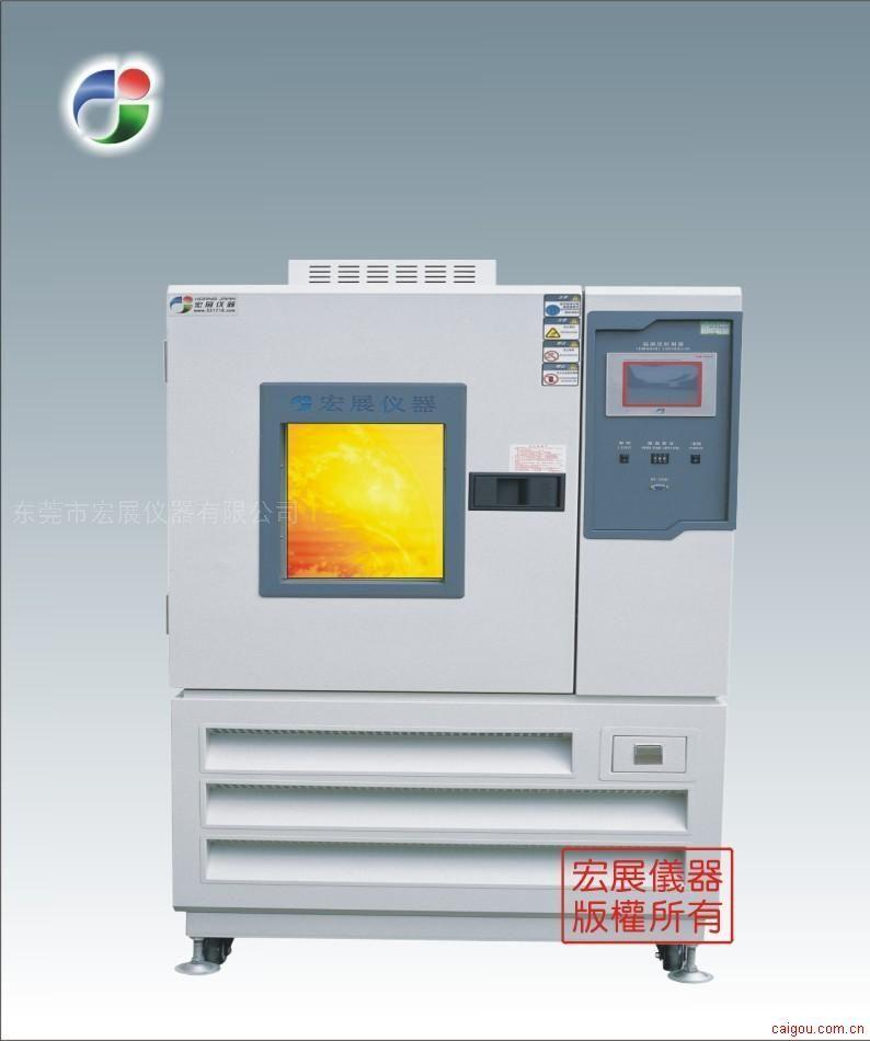 HP系列高低温交变湿热试验箱产品详细技术规格特点