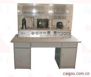 制冷制热实验台(分体式空调、电冰箱)