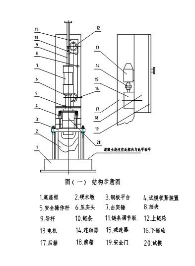 轻重型马歇尔电动击实仪