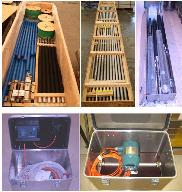中核集团首套SOLEXPERTS重型双栓塞系统