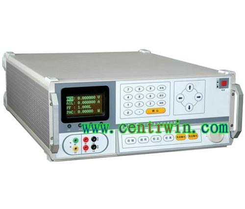 单相可程控标准功率源 型号:SHY-YS118C