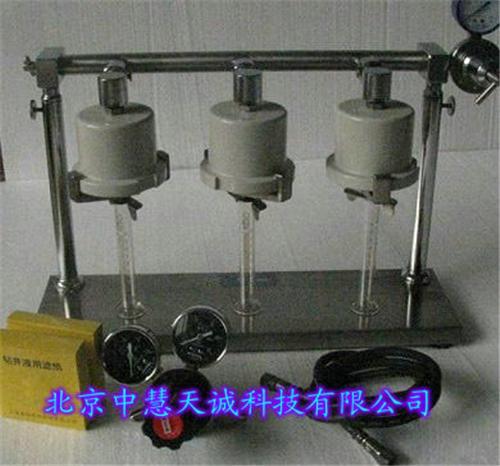 三联失水仪 型号:WNS-D3