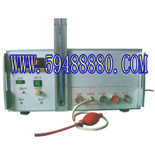 干涉甲烷测定器校准仪 型号:ZG/AWJ-2A