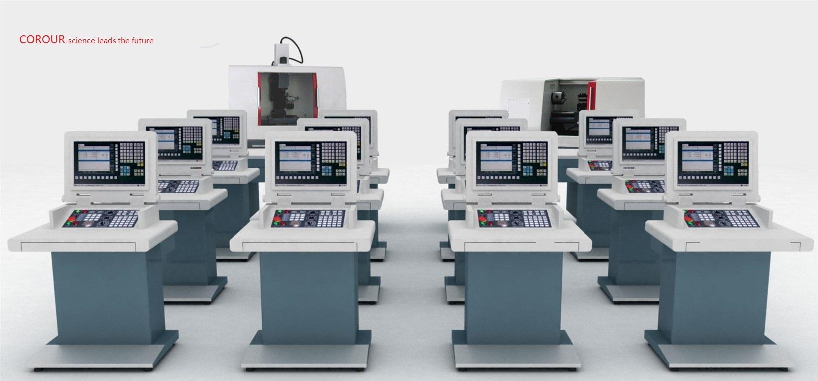 理实一体化数控教室